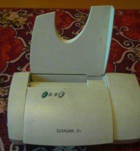 Принтер Lexmark z11