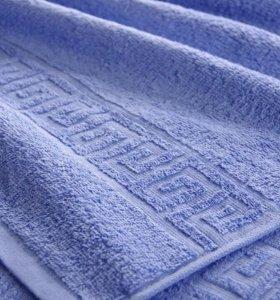 В наличии махровые полотенца