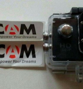 SJ4000 1080P FULL HD actionCAM