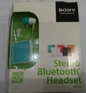Bluetooth гарнитура sony sbh20