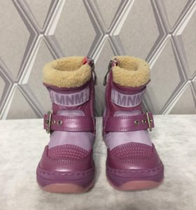 Осенние ботинки Минимен