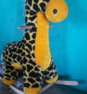 Жираф -каталка