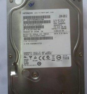SATA 500 GB Hitachi
