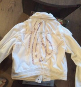 Куртка джинсовая Blumarin