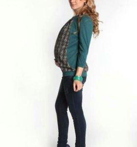 Блузка для беременной или кормящей матери