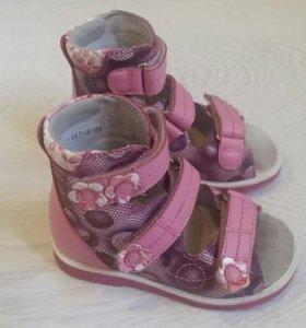 Детские сандали 23 р-р