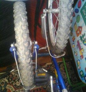 2 велосипеда на запчасти