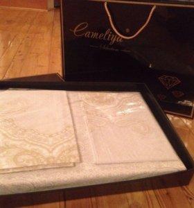 Постельное белье размер евро сатин