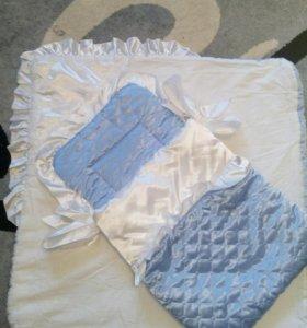 Конверт зимний с одеялом