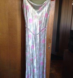 Платье коктейльное 40—44