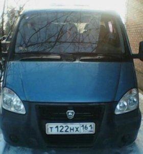 ГАЗ Соболь 2217, 2012
