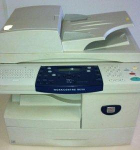 принтер XEROX M20i МФУ