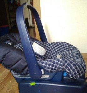 Детское автокресло Peg-Perego 0 - 13 кг