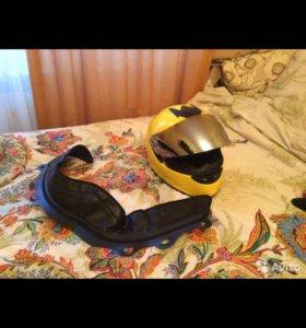 Шлем для мото