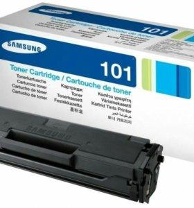 Новый картридж Samsung MLT-D101