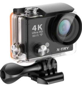 Action-камера X-TRY XTC150 UltraHD