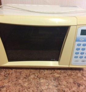 Микроволновая печь с грилем Elenberg