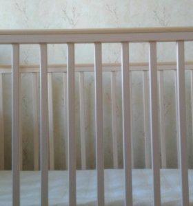 Кровать Гандылян.