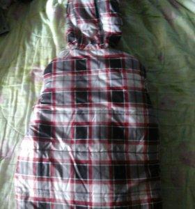 Куртка женская-мужская
