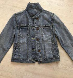 Джинсовая куртка, 44