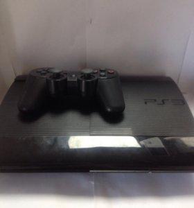 Игровая приставка Sony Play Station slim 500Gb
