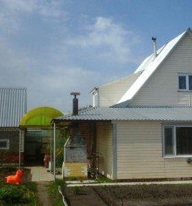 Дом 91 м² на участке 6 сот.