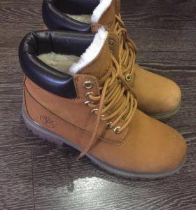 Ботинки Timberlands