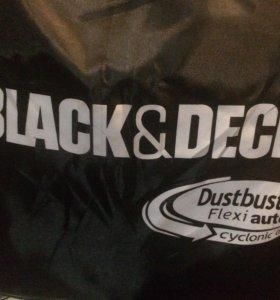 Автопылесос BLACK and DECKER