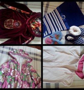 Одежда на девочку 4-6лет
