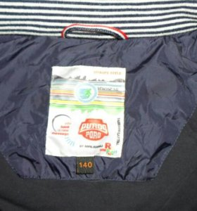 Куртка демисезонная для девочки (рост 120-140)
