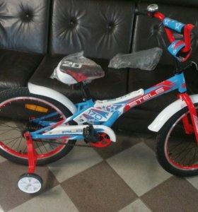 Велосипед stels pilot 170