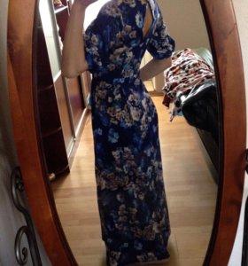 Красивое платье, одето 1 раз