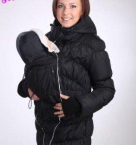 Куртка и пальто для беременых