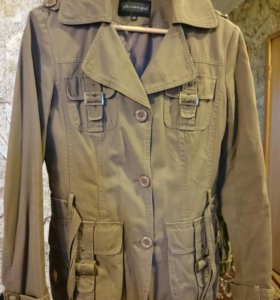 Куртка-пиджак х/б 44-46