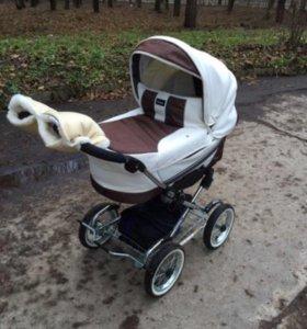 Детская коляска Emmaljunga Edge Duo Combi (2 в 1)