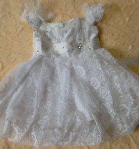 Детское платье.Новое
