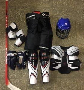 Взрослая хоккейная экипировка