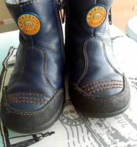Ботиночки в отличном состоянии