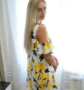 Платье 44-46 размер.