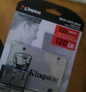 "SSD диск Kingston 2.5"" 120Gb SATA III (SV300S37A/1"