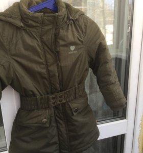Куртка еврозима/демисезон на девочку