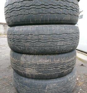 Шины 225 65 17 Bridgestone