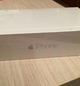 Новый IPhone 6 16 гб