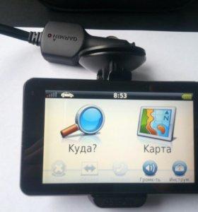 GPS навигатор Garmin Nuvi 3790 (Гармин)