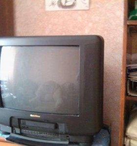Цветной телевизр LG