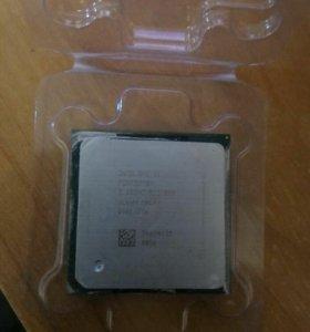 Процессор пентиум 4 2600 двухпоточный нортвуд на ш