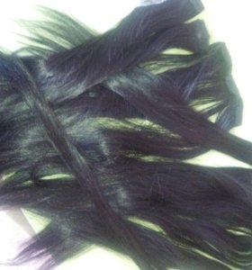 Волосы наклодные