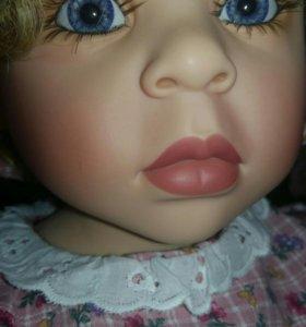Коллекционная кукла лимитка Маруся