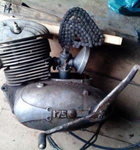Двигатель Восход-2