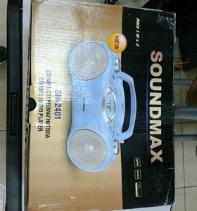 Soundmax SM-2401